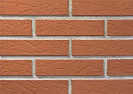 gule mursten med præg
